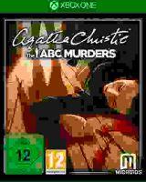 Xbox One Agatha Christie: The ABC Murders