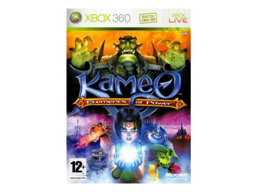 Xbox 360 Kameo Elements Of Power