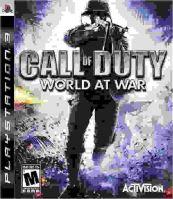 PS3 Call Of Duty World At War (nová)