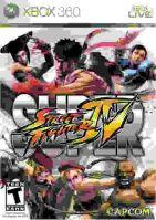 Xbox 360 Super Street Fighter 4