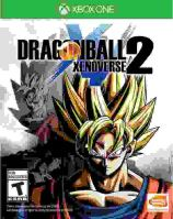 Xbox One Dragon Ball Xenoverse 2 (nová)