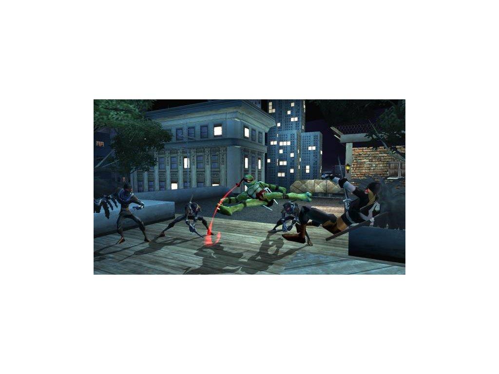 Xbox 360 TMNT Teenage Mutant Ninja Turtles