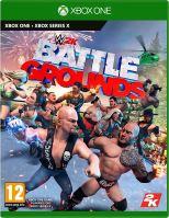 Xbox One WWE 2k BATTLEGROUNDS (nová)