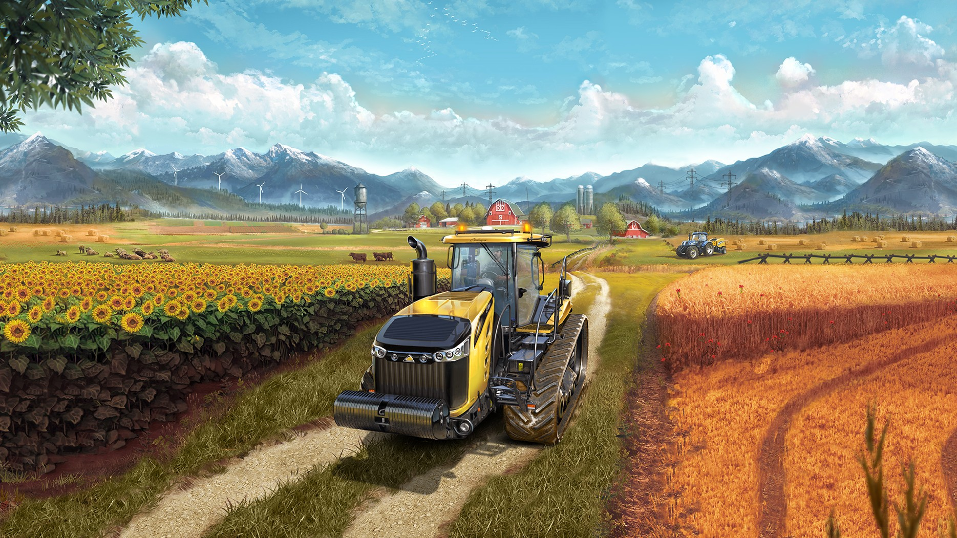 Xbox One Farming Simulator 17