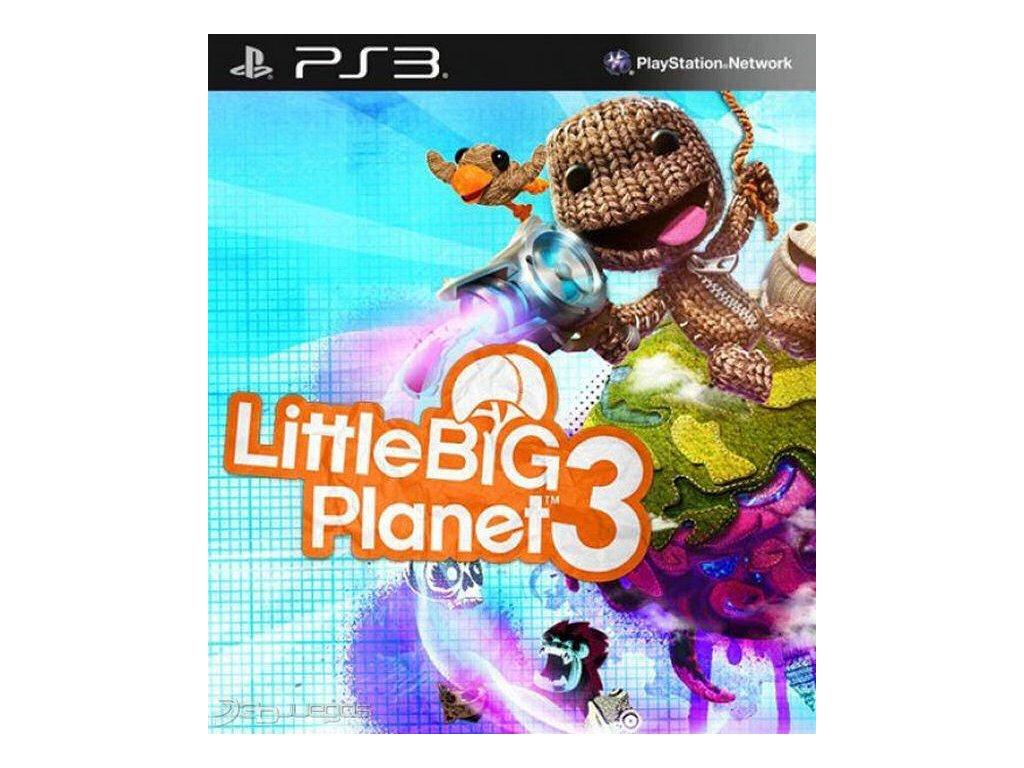 PS3 Little Big Planet 3