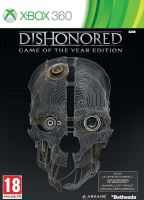 Xbox 360 Dishonored Game of the Year Edition (CZ) (nová)