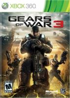 Xbox 360 Gears Of War 3 (nová)