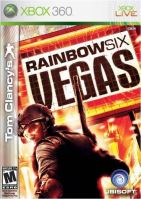 Xbox 360 Tom Clancys Rainbow Six Vegas
