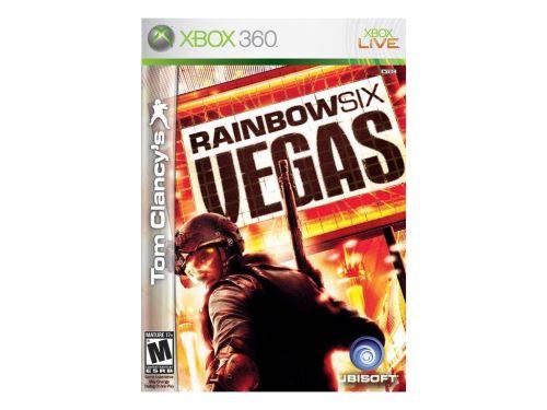 Xbox 360 Tom Clancys Rainbow Six Vegas