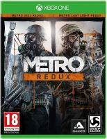 Xbox One Metro Redux 2033 + Last Light (CZ) (nová)