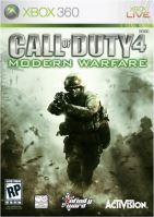 Xbox 360 Call Of Duty 4 Modern Warfare (nová)