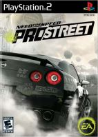 PS2 NFS Need For Speed ProStreet (DE)
