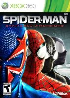 Xbox 360 Spider-Man Shattered Dimensions