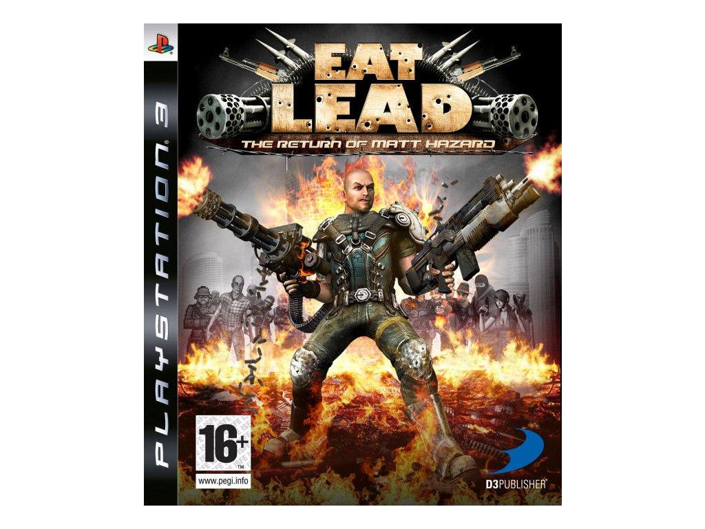PS3 Eat Lead: The Return Of Matt Hazard
