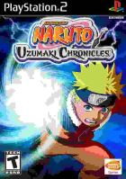 PS2 Naruto Uzumaki Chronicles