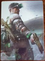 Steelbook - Xbox 360 Tom Clancys Splinter Cell Blacklist