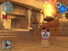 PS2 Worms Forts: Under Siege