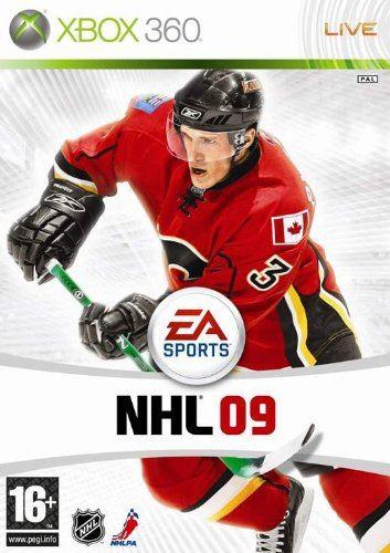 Xbox 360 NHL 09 2009 (CZ)