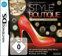 Nintendo DS Style Boutique