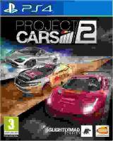 PS4 Project Cars 2 (nová)