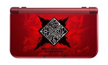 New Nintendo 3DS XL - Monster Hunter Generations Edition