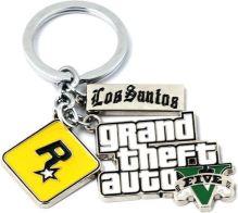 Prívesok na kľúče GTA 5 Grand Theft Auto V (nové)