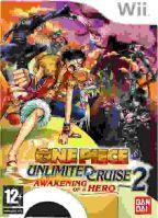 Nintendo Wii One Piece Unlimited Cruise 2