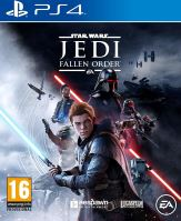PS4 Star Wars Jedi: Fallen Order (nová)