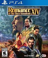 PS4 Romance of the Three Kingdoms XIV (nová)