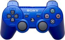 [PS3] Bezdrôtový Ovládač Sony Dualshock - modrý