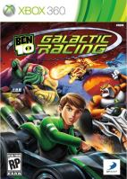 Xbox 360 Ben 10 - Galactic Racing (Nová)
