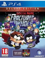 PS4 South Park: The Fractured but Whole - Deluxe Edition (nová)