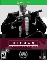 Xbox One Hitman Definitive Edition (nová)