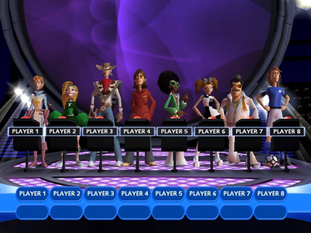 PS2 Buzz! - Mega Kvíz