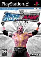 PS2 SmackDown vs Raw 2007