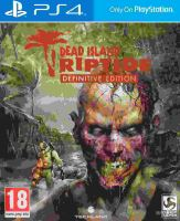 PS4 Dead Island Riptide - Definitive Edition
