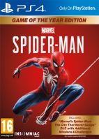 PS4 Marvel's Spider-Man - Game of the Year (CZ) (nová)