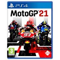 PS4 Moto GP 21 (nová)