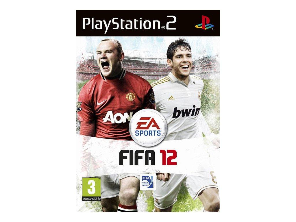 PS2 FIFA 12