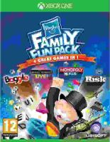Xbox One Hasbro Family Fun Pack