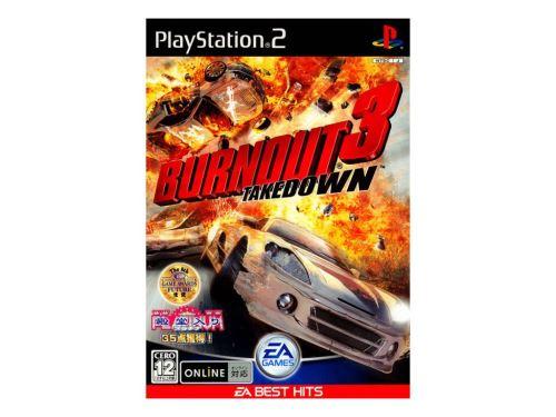 PS2 Burnout 3 Takedown (DE)
