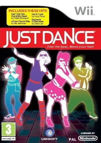 Nintendo Wii Just Dance