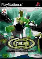PS2 ISS International Superstar Soccer (bez obalu)