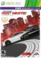 Xbox 360 NFS Need For Speed Most Wanted 2