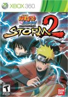 Xbox 360 Naruto Ultimate Ninja Storm 2