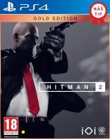 PS4 Hitman 2 Gold Edition (nová)
