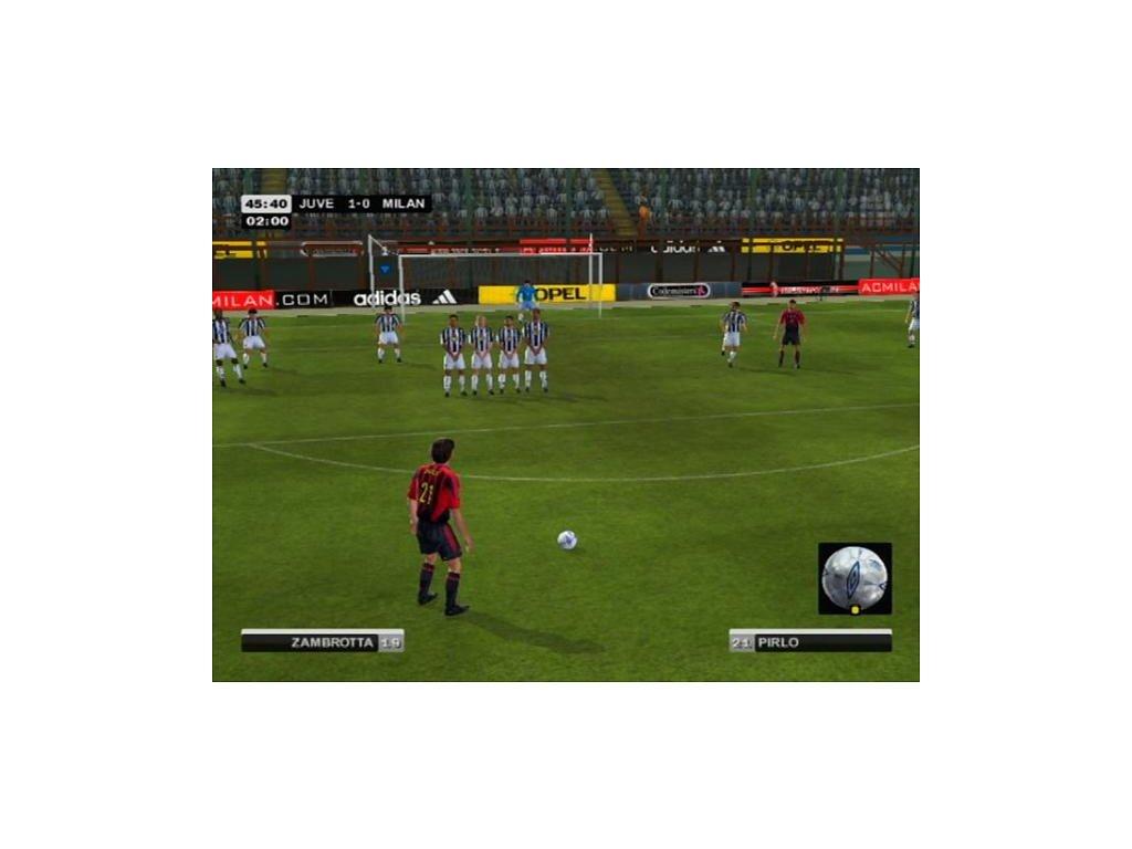 PS2 FC Liverpool - Club Football 2003/04