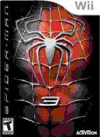 Nintendo Wii Spiderman 3