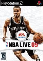 PS2 NBA Live 09 2009