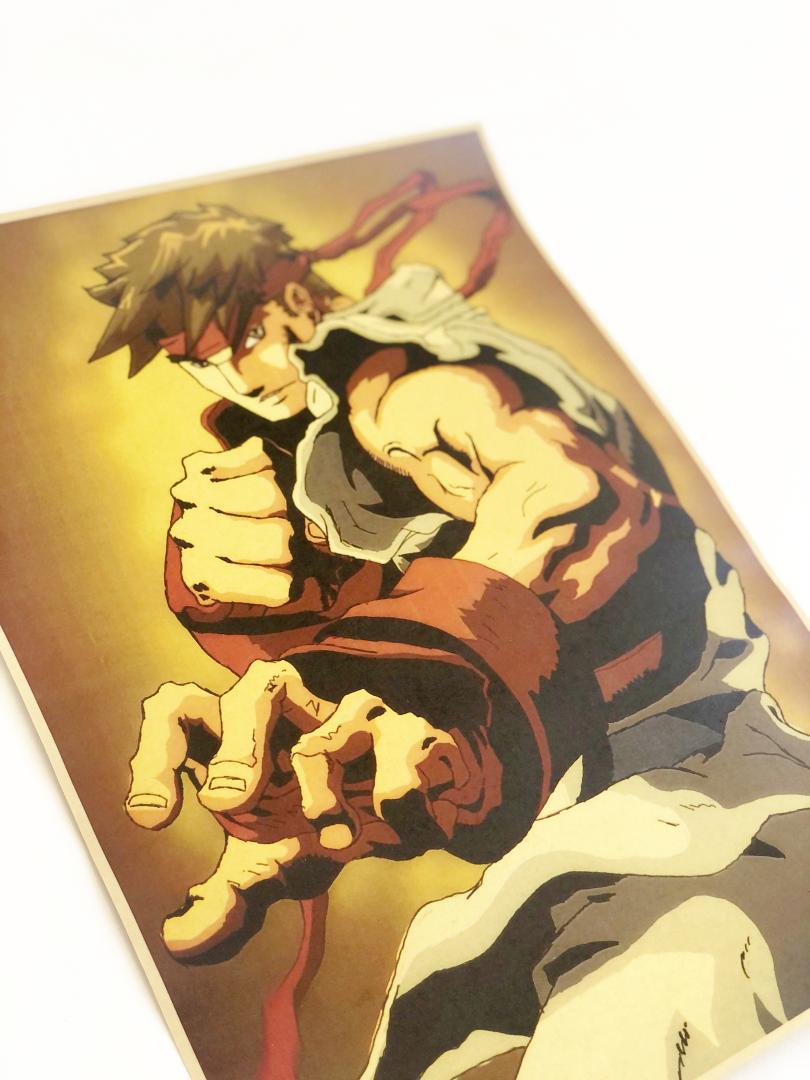 Plagát Street Fighter (b) (nový)